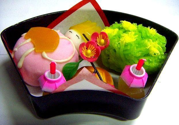 祝い雛セット【ひなまつり和菓子】